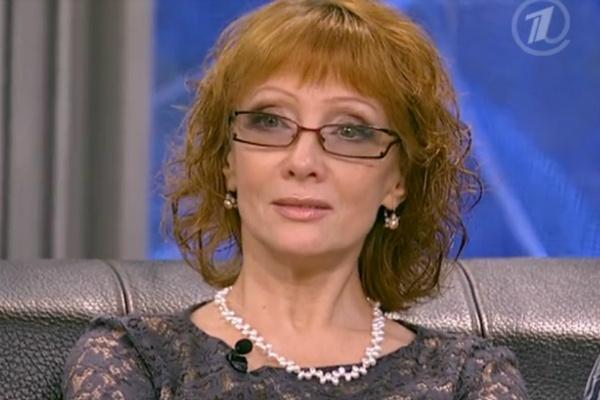 Бывшая жена певца Ольга Зарубина
