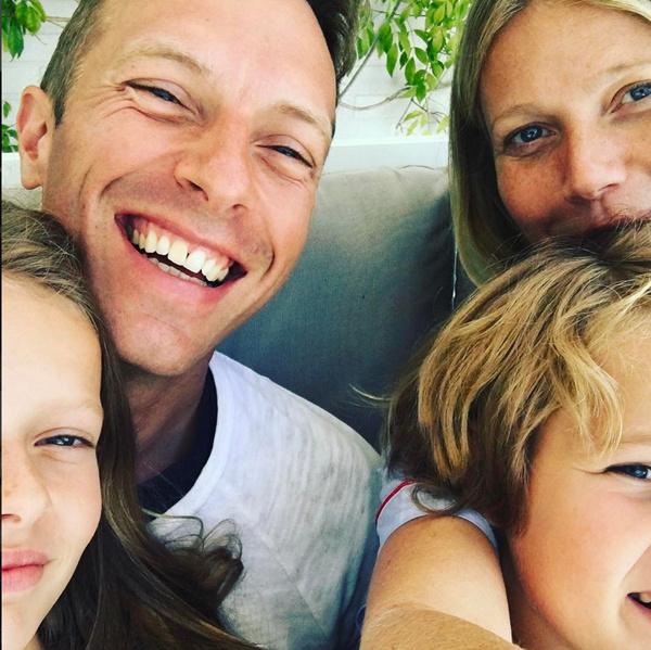 Гвинет и Крис расстались после 10 лет брака, но сохранили дружбу ради детей