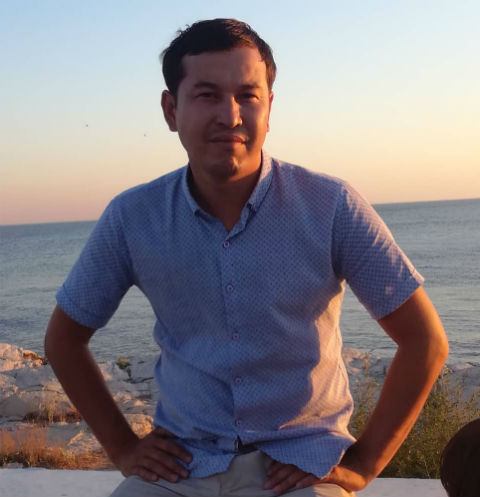 Данияр Алимбаев
