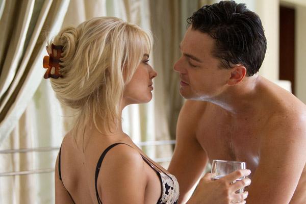 Ди Каприо сам раздевался и сам целовался