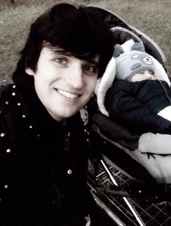 Дмитрий Колдун с сыном Яном