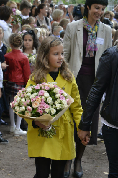 Дочь Ивана Нина
