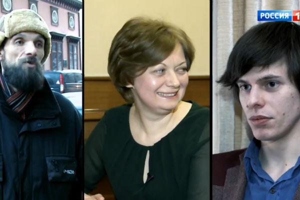 Иван (слева) был готов объединиться с Дмитрием и обвинить Татьяну Шалевич в подделке завещания