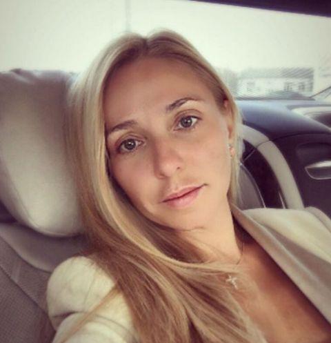 Татьяна Навка летает к мужу в Москву раз в неделю