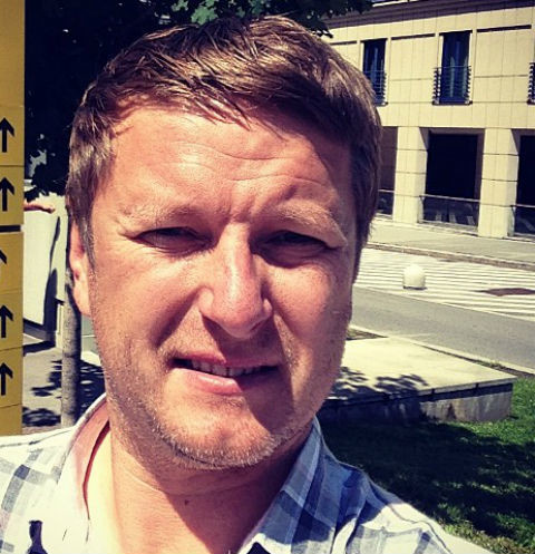 Евгений Кафельников ищет девушку
