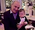Михаил Турецкий подарил годовалому внуку машину