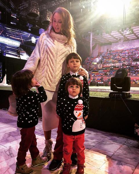 Сейчас у Дмитрия и Полины трое детей