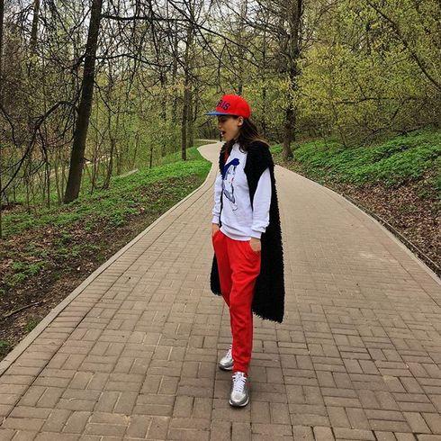 Виктория Дайнеко страдает от приступов аллергии