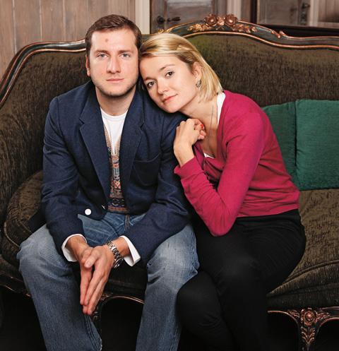 Надежда Михалкова взяла за традицию обедать в ресторане мужа
