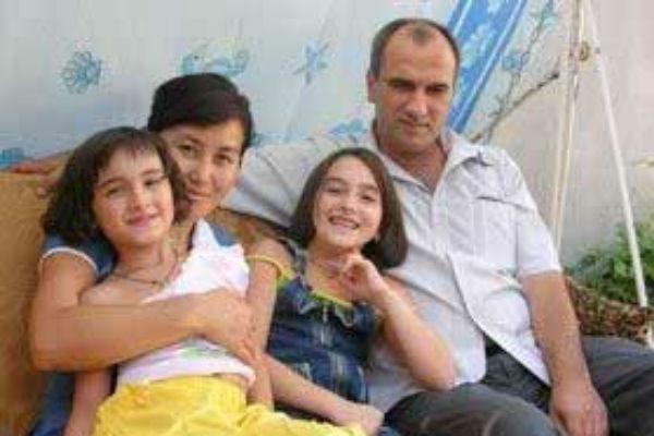 С дочерьми бывшего гражданского супруга Марина общается даже после расставания
