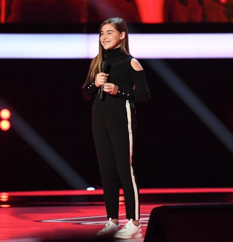 Дочь Алсу, Микелла - участница 6-го сезона «Голос. Дети»