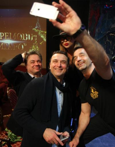 Лауреаты премии «Фигаро» 2018 года