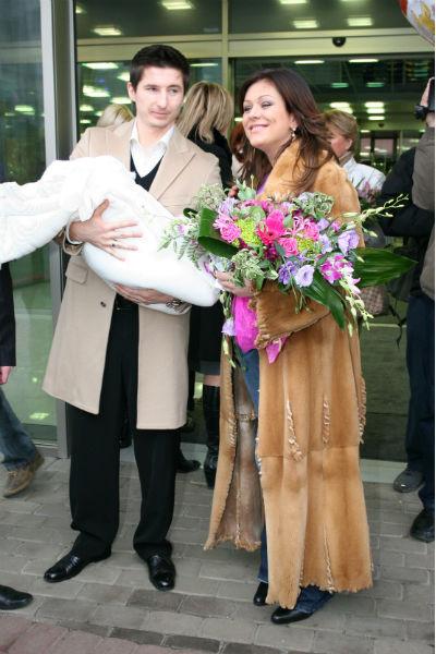 Евгений и Юлия начали встречаться еще в 2005 году