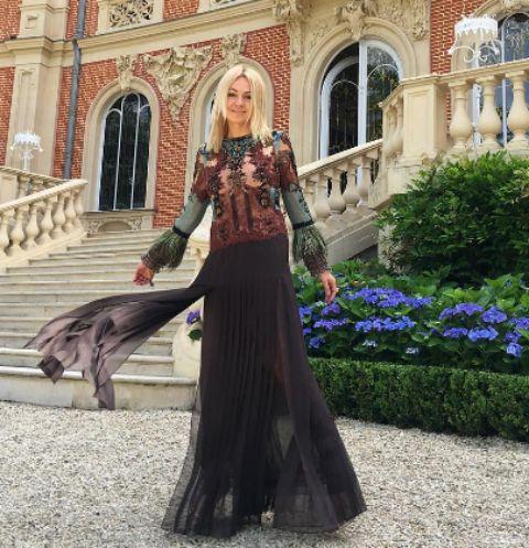 Яна Рудковская не держит обиды на экс-супруга