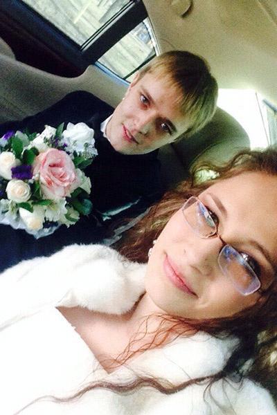 Cергей Зверев- младший женился на официантке Марии
