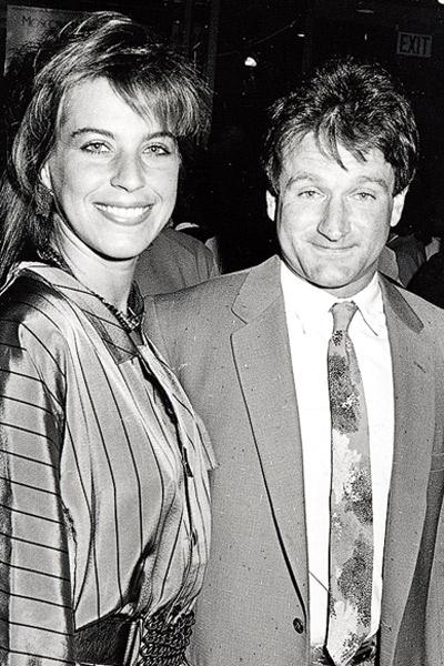 Скандал между Робином Уильямсом и его первой супругой привел к разводу