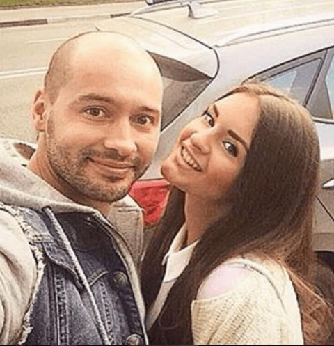 Андрей Черкасов и Стелла