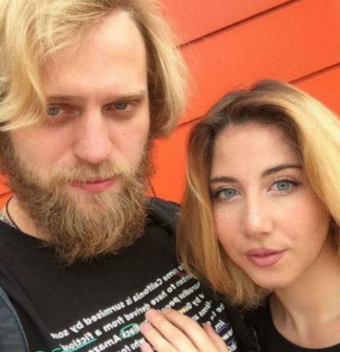 Пара недолго просуществовала на телестройке
