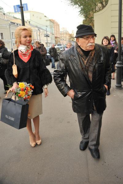 Актер и его избранница уже 15 лет вместе