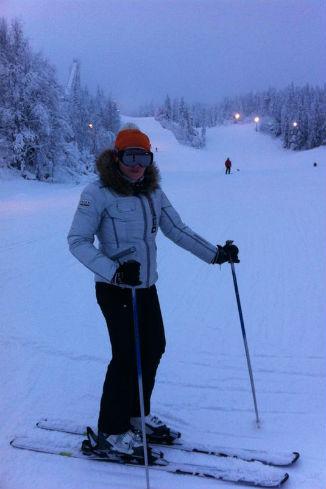 Ну и, конечно же, лыжи, без них в Финляндии не обойтись
