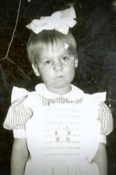 Мэрилин Керро в детстве