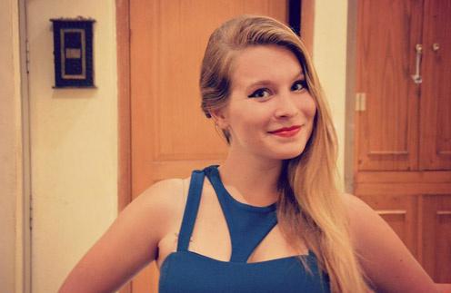 Дочка Леонида Агутина Полина