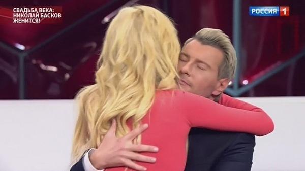Басков и Лопырева продемонстрировали окружающим свои чувства