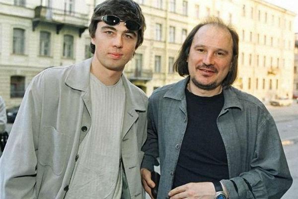 Бодров и Балабанов были близкими друзьями