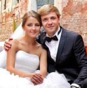 Михайловская анна свадьба фото