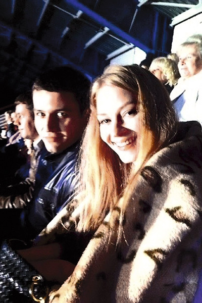 Актриса и ее возлюбленный познакомились еще в 2011 году