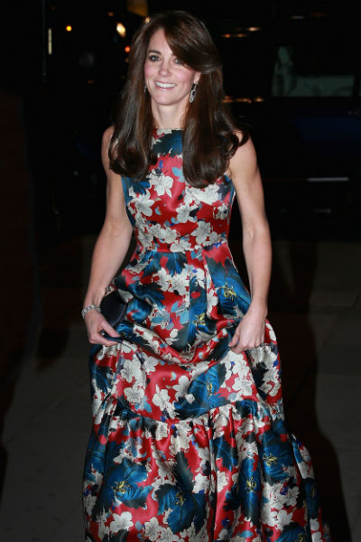 О беременности герцогини часто говорят в прессе