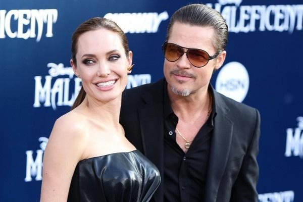 Брэд Питт развелся ради Анджелины Джоли