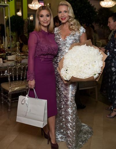 Ольга Орлова и Екатерина Одинцова