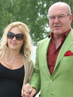 Николай Агурбаш и Ольга Поминова