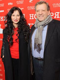Борис Грачевский подал на развод в начале этого года