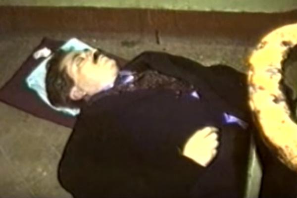 Листьева застрелили в подъезде дома, где он жил