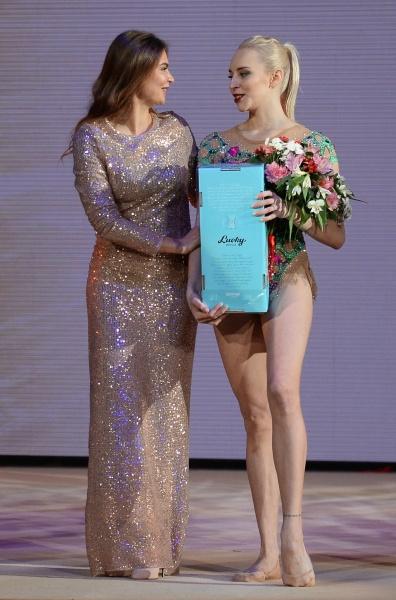 Алина Кабаева и Яна Кудрявцева