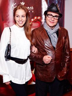Дмитрий и Полина Диброва