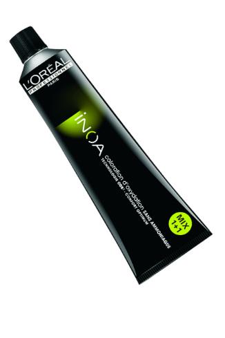 L'Oreal Professionnael Краска для волос INOA, стоимость процедуры в салоне от 3000 руб.