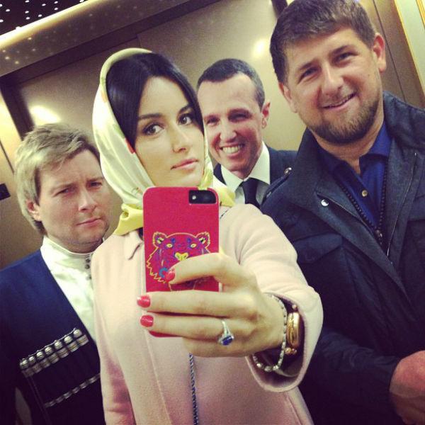 Николай Басков, Тина Канделаки, Игорь Верник, Рамзан Кадыров