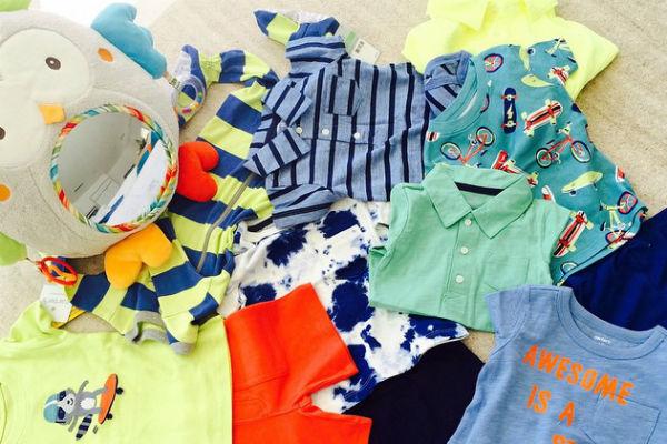 В преддверии визита в Россию Марика совершила настоящий набег на магазин детской одежды