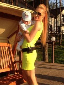 Евгения Феофилактова утверждает: она уделяет достаточно времени сыну