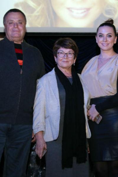Родные Жанны Фриске были счастливы посетить концерт