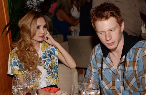 Аида Калиева и Никита Пресняков
