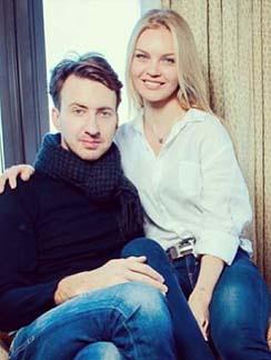 Лена Кулецкая и Станислав Романовский