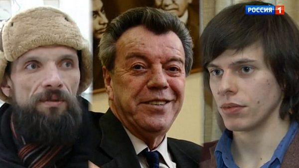 Иван Шалевич, Вячеслав Шалевич и Дмитрий Федотов
