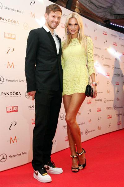 Федор и Виктория расстались в 2015 году