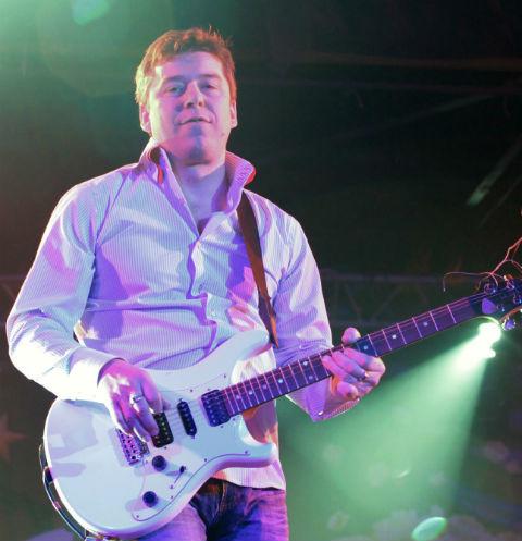 Валерий Юрин на концерте