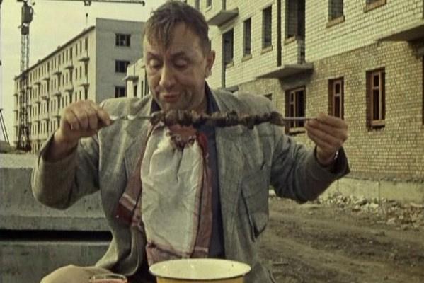 Алексей Смирнов в роли Феди из картины «Операция «Ы» и другие приключения Шурика»