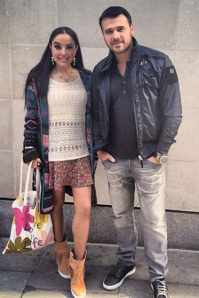 агаларов эмин и его жена фото